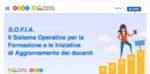 S.O.F.I.A. Sistema Operativo per la Formazione e le Iniziative dei docenti
